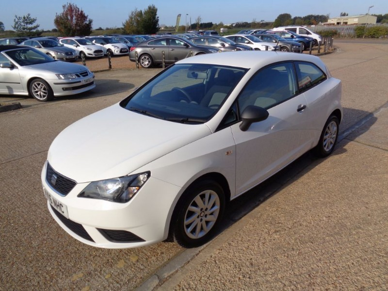 used SEAT Ibiza SOL in ely-cambridgeshire