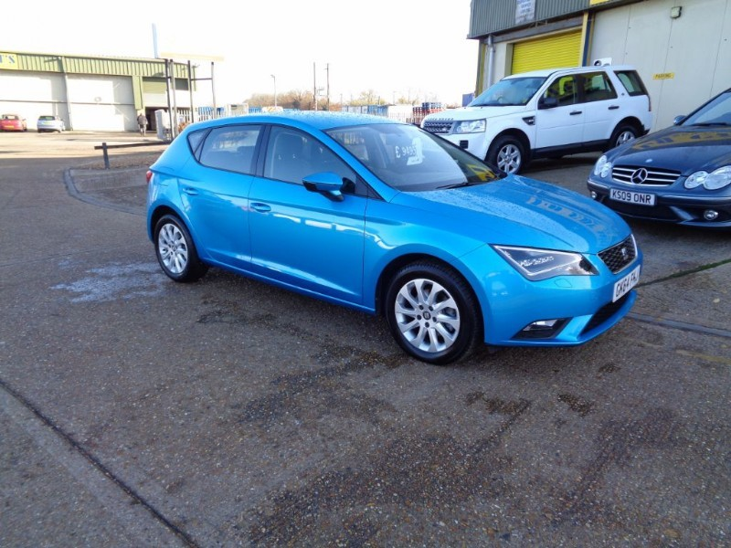 used SEAT Leon TSI SE TECHNOLOGY in ely-cambridgeshire