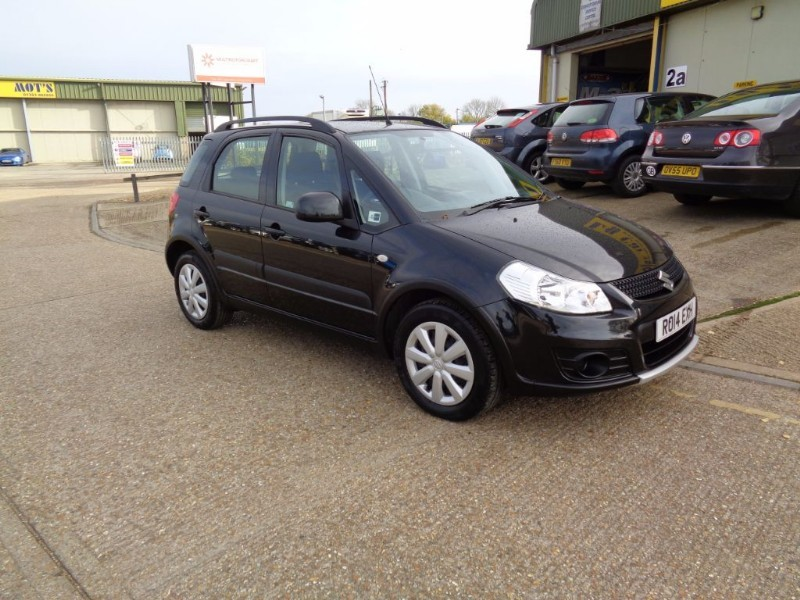 used Suzuki SX4 SZ3 in ely-cambridgeshire