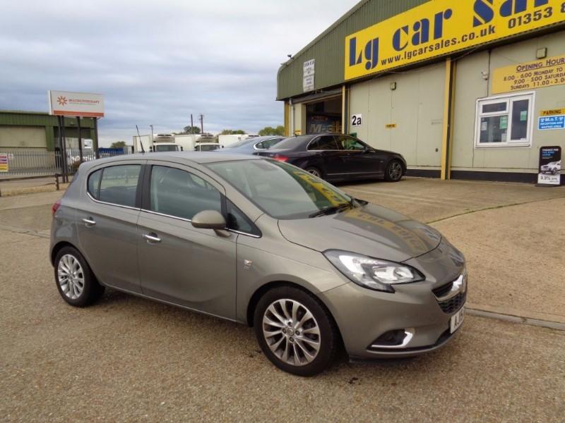 used Vauxhall Corsa SE ECOFLEX in ely-cambridgeshire