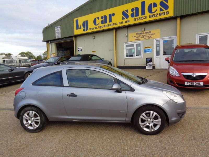 used Vauxhall Corsa BREEZE in ely-cambridgeshire