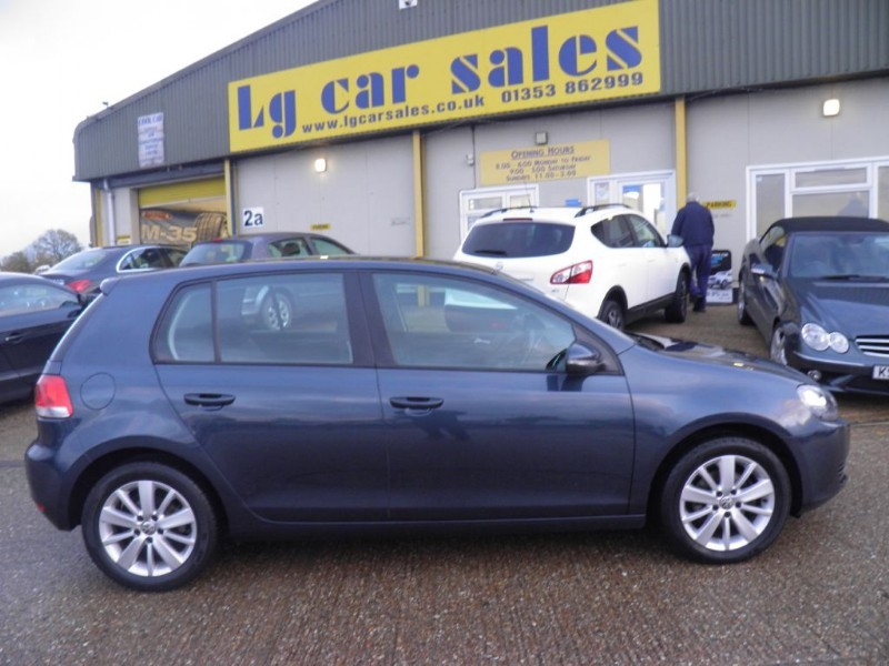 used VW Golf MATCH TDI in ely-cambridgeshire