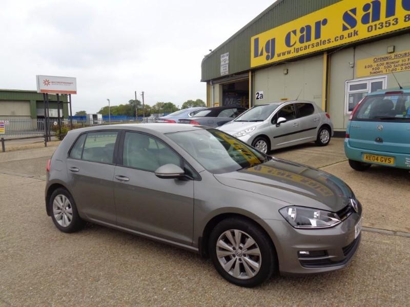 used VW Golf SE TDI BLUEMOTION TECHNOLOGY DSG in ely-cambridgeshire