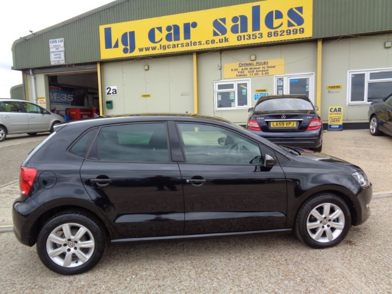 used VW Polo MATCH in ely-cambridgeshire