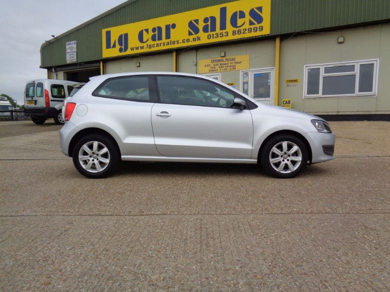used VW Polo SE in ely-cambridgeshire