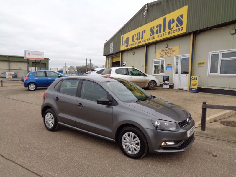 used VW Polo S AC in ely-cambridgeshire