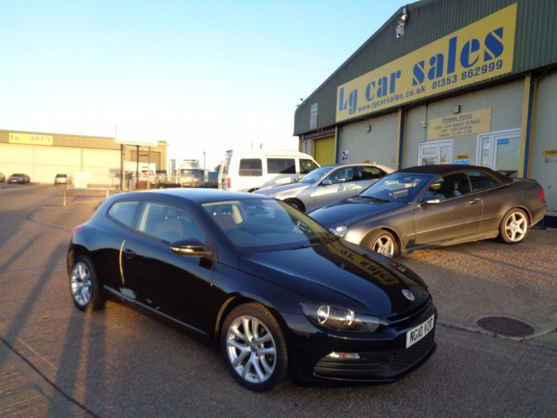 used VW Scirocco TDI in ely-cambridgeshire