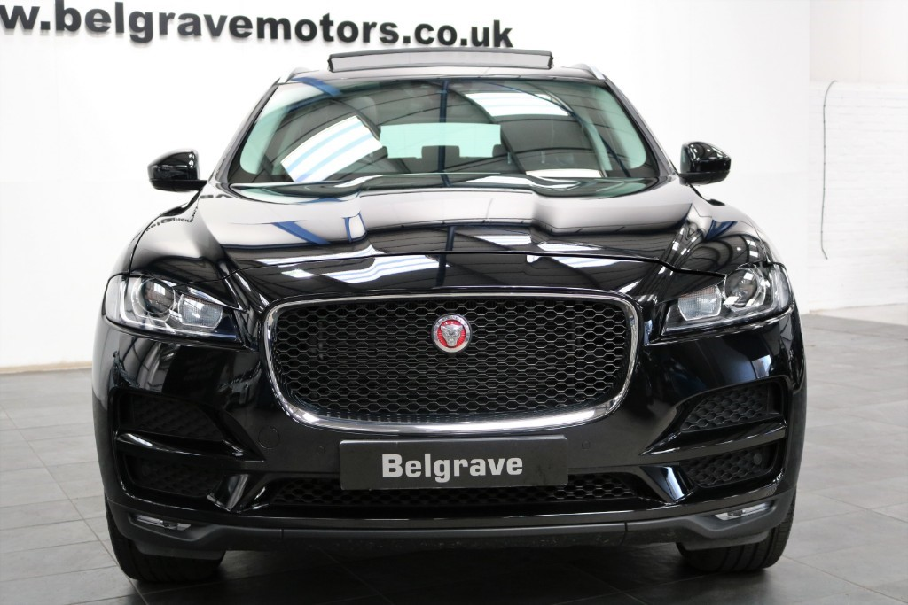 jaguar f pace prestige awd pan roof 180 bhp 22 gloss. Black Bedroom Furniture Sets. Home Design Ideas