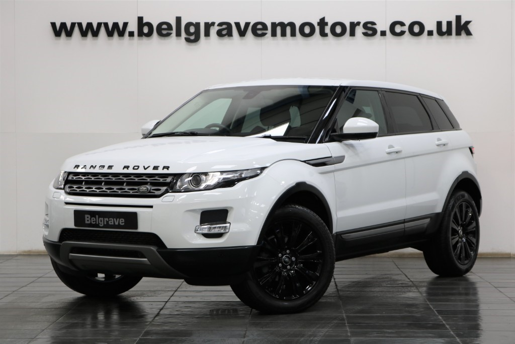 land rover range rover evoque ed4 pure tech 19 alloys sat nav 5dr 56 mpg for sale in sheffield. Black Bedroom Furniture Sets. Home Design Ideas