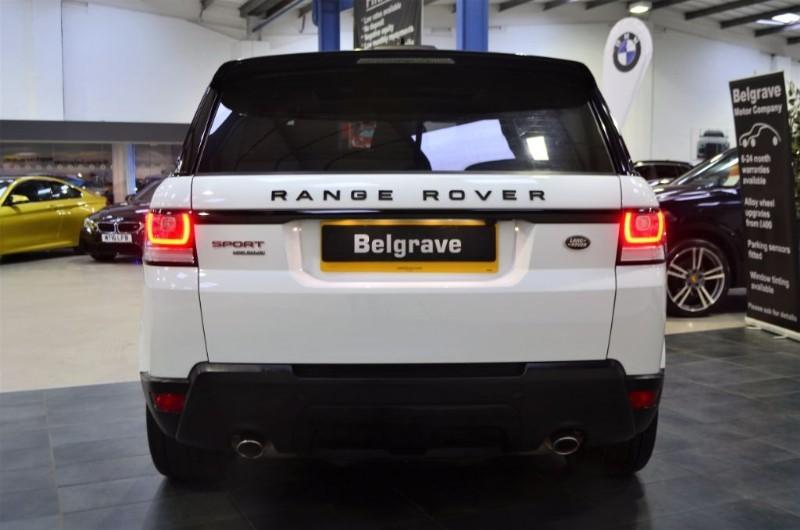 land rover range rover sport sdv6 hse dynamic pan roof 22 alloys deployable steps 37 mpg for. Black Bedroom Furniture Sets. Home Design Ideas