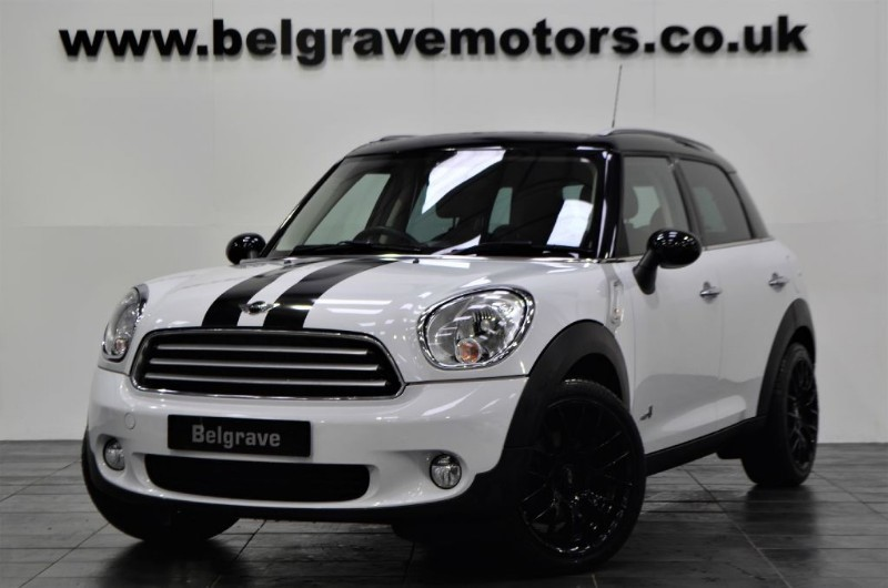 mini countryman cooper d all4 auto chili pack cooper s alloys 4x4 5dr for sale in sheffield. Black Bedroom Furniture Sets. Home Design Ideas