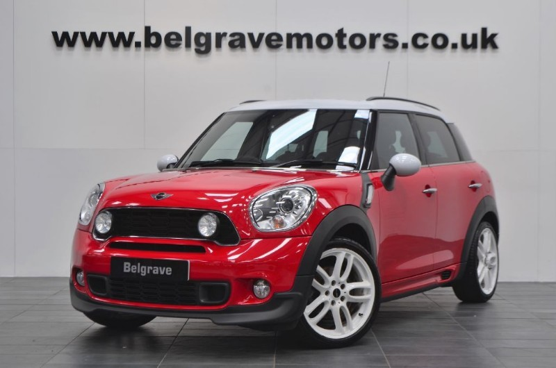 mini countryman cooper s all4 special wrc edition jcw. Black Bedroom Furniture Sets. Home Design Ideas