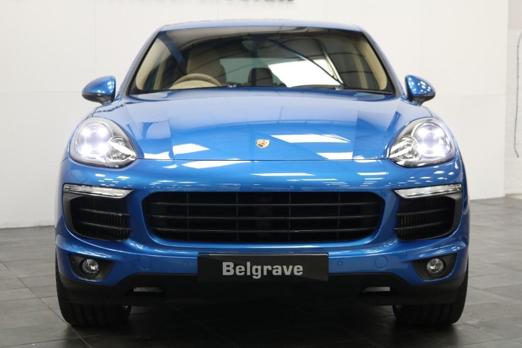 Porsche Cayenne | Belgrave Motor Company | South Yorkshire