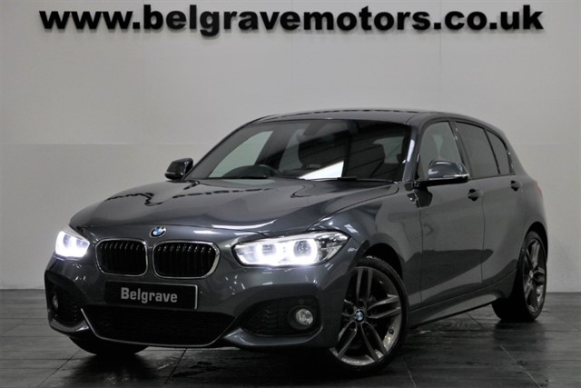 used BMW 116d M SPORT - NOW SOLD in sheffield
