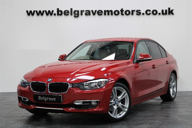 used BMW 320i XDRIVE AUTO MODERN 18