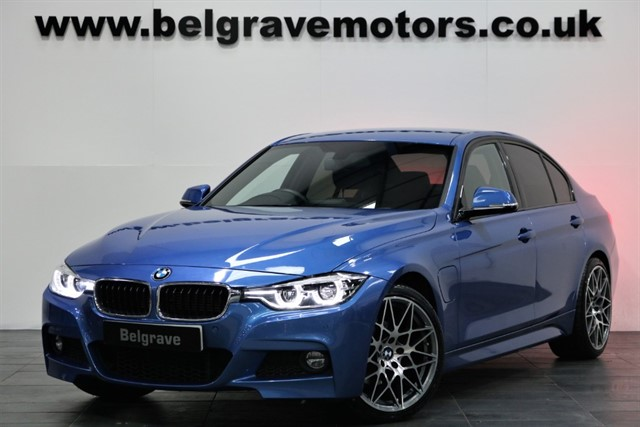 used BMW 330e M SPORT 19