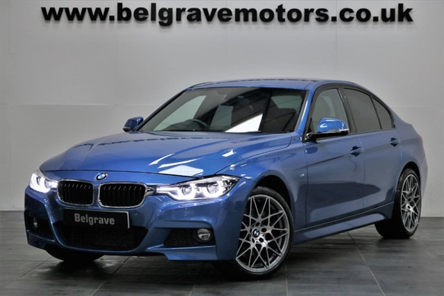 used BMW 335d XDRIVE M SPORT AUTO 19