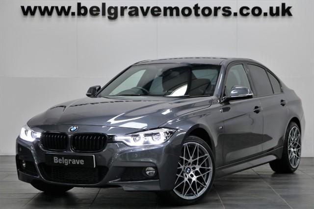 used BMW 335d XDRIVE M SPORT M PERFORMANCE ALLOYS GREAT SPEC 310 BHP 4WD 51+MPG in sheffield