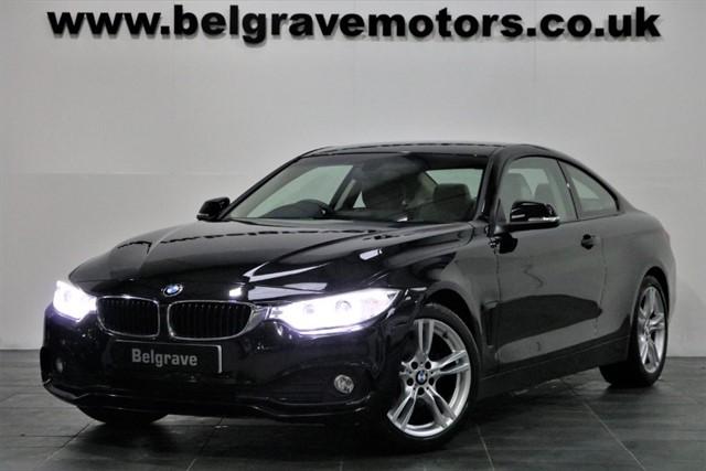 used BMW 420d SE AUTO 18