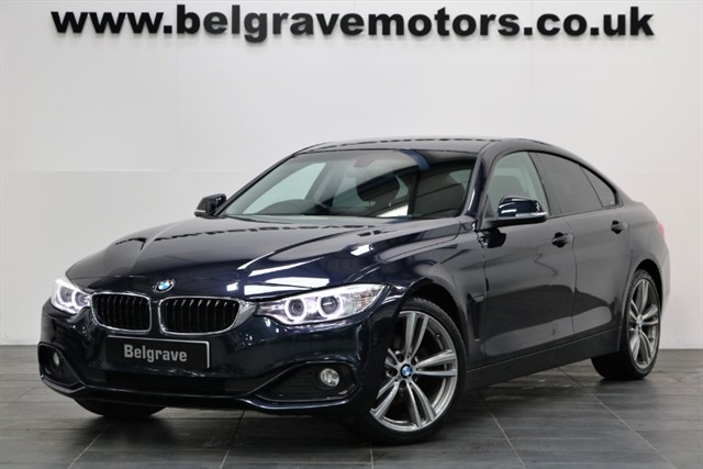 used BMW 420d AUTO SPORT GRAN COUPE 19