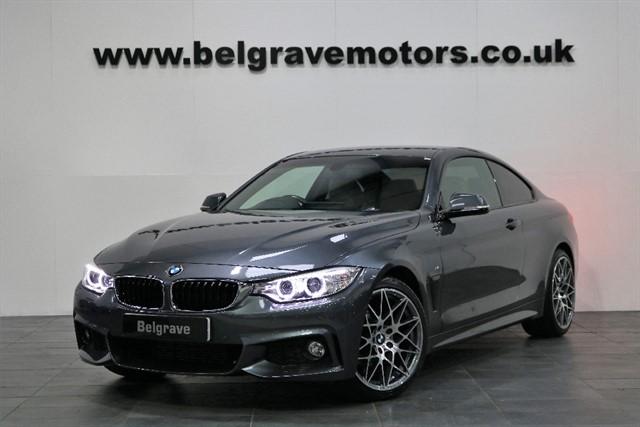 used BMW 420d M SPORT AUTO 190 BHP 19