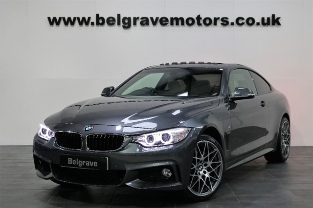 used BMW 435d XDRIVE M SPORT 19