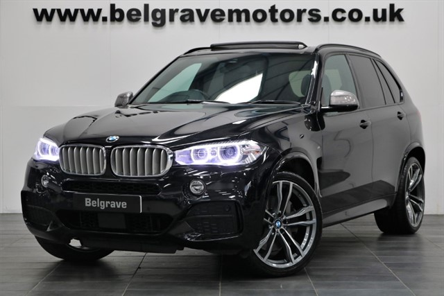 used BMW X5 M50D HUGE SPEC PAN ROOF 7 SEATS 22