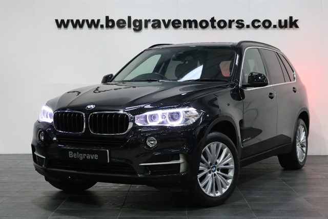 used BMW X5 XDRIVE25D SE GREAT SPEC 19