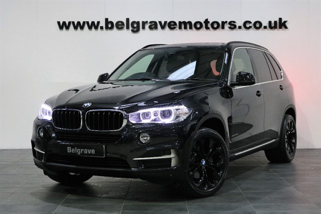 used BMW X5 XDRIVE30D SE 7 SEATS GREAT SPEC 20