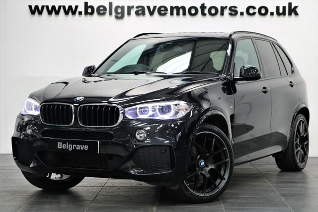 used BMW X5 XDRIVE25D M SPORT 22