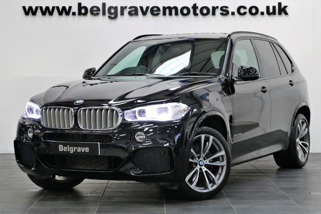 used BMW X5 XDRIVE40E M SPORT HUGE SPEC HARMON KARDON HEAD UP DISPLAY HYBRID 85+MPG in sheffield