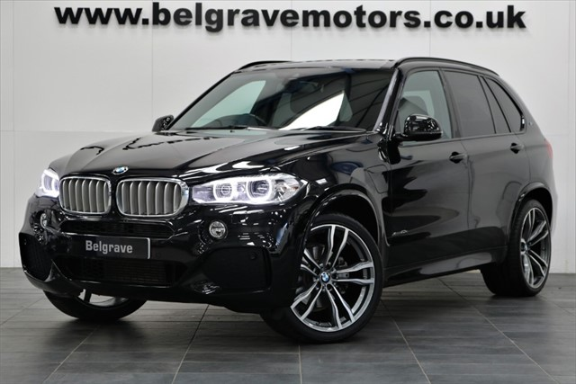 used BMW X5 XDRIVE40E M SPORT HUGE SPEC 22