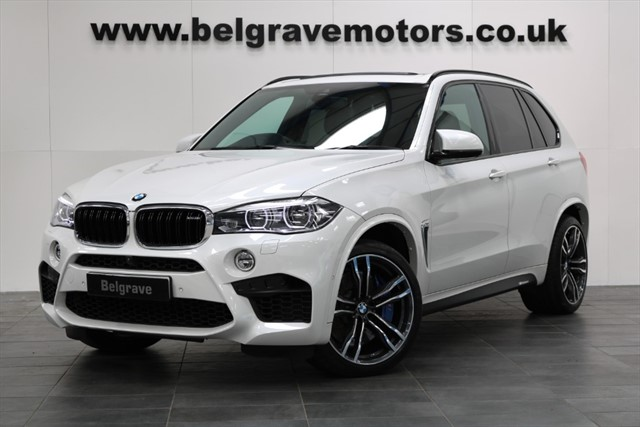 used BMW X5 M HUGE SPEC BANG OLUFSEN PAN ROOF 21