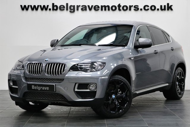 used BMW X6 XDRIVE40D 20