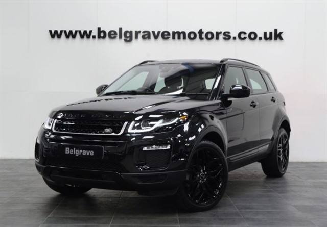 used Land Rover Range Rover Evoque TD4 SE TECH AUTO 20
