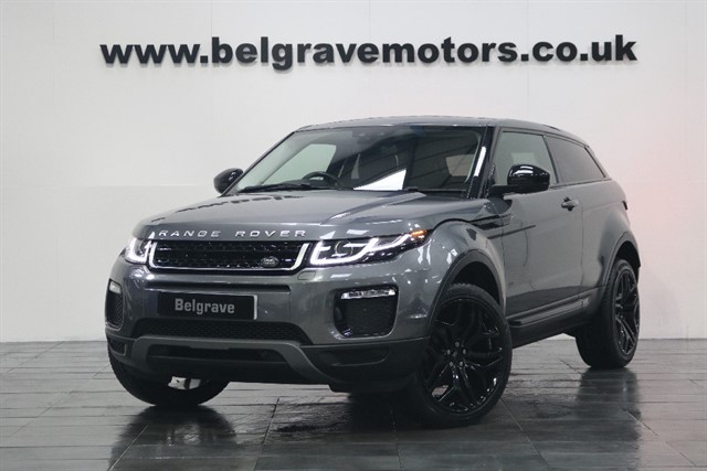used Land Rover Range Rover Evoque ED4 SE TECH NEW MODEL - NOW RESERVED in sheffield