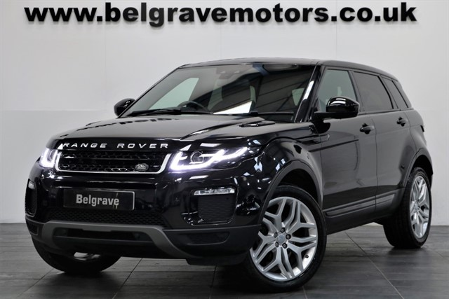 used Land Rover Range Rover Evoque ED4 SE TECH PAN ROOF 20