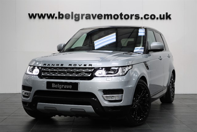 used Land Rover Range Rover Sport SDV6 HSE - RESERVED SIMILAR AVAILABLE in sheffield