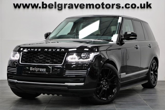 used Land Rover Range Rover TDV6 VOGUE SE 21