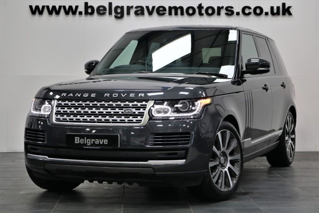 used Land Rover Range Rover TDV6 VOGUE 21