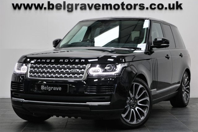 used Land Rover Range Rover TDV6 VOGUE 22
