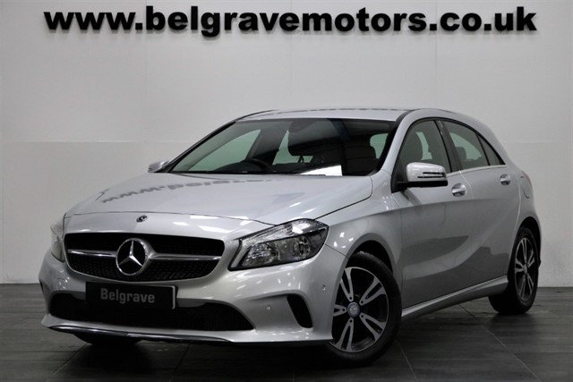used Mercedes A180 CDI A 180 D SE in sheffield