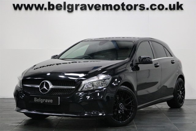 used Mercedes A180d A 180 D SPORT 18