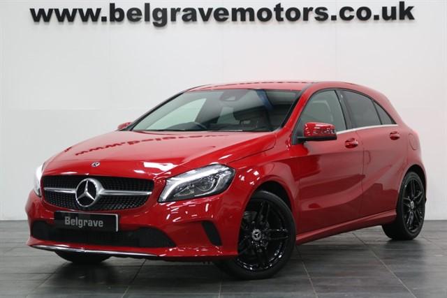 used Mercedes A180d A 180 D SPORT PREMIUM 18
