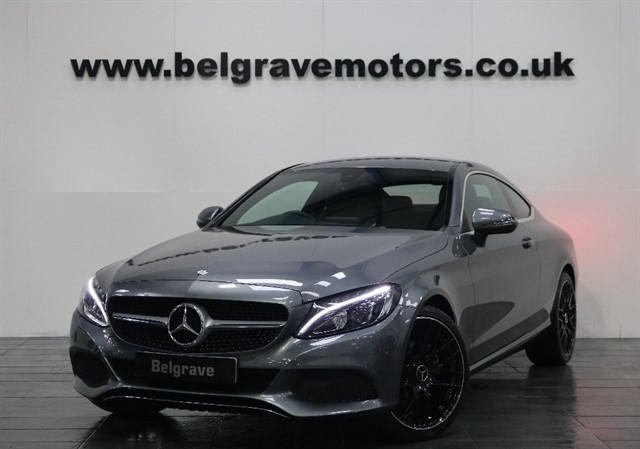 used Mercedes C220 D SPORT 19