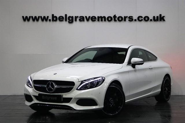 used Mercedes C250 C  D SPORT 19