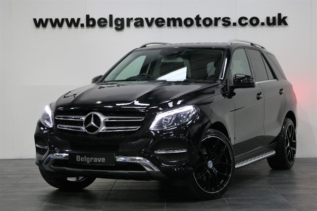 used Mercedes GLE250 GLE D 4MATIC SPORT 21