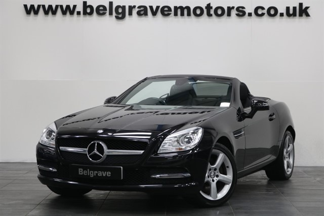 used Mercedes SLK250 SLK250 CDI BLUEEFFICIENCY AUTO in sheffield