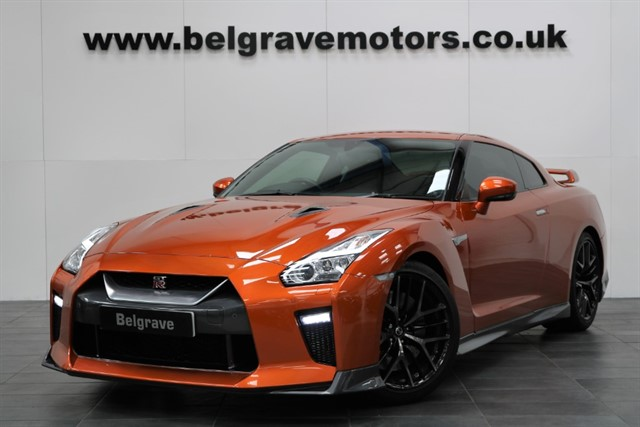 used Nissan GT-R RECARO LATEST 2017 FACELIFT LITCHFIELD STAGE 2 610 BHP 2DR in sheffield
