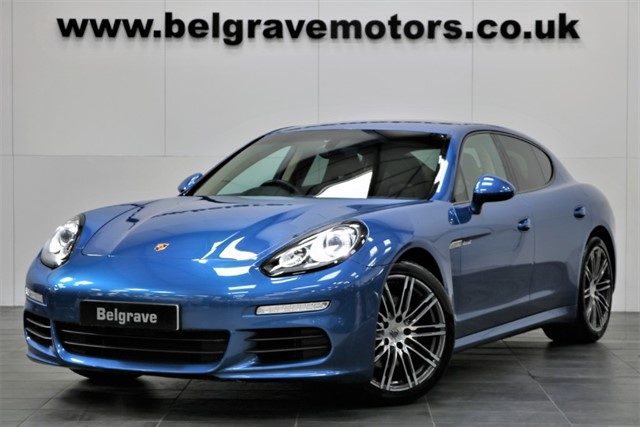 used Porsche Panamera D V6 TIPTRONIC 300 BHP GREAT SPEC 20